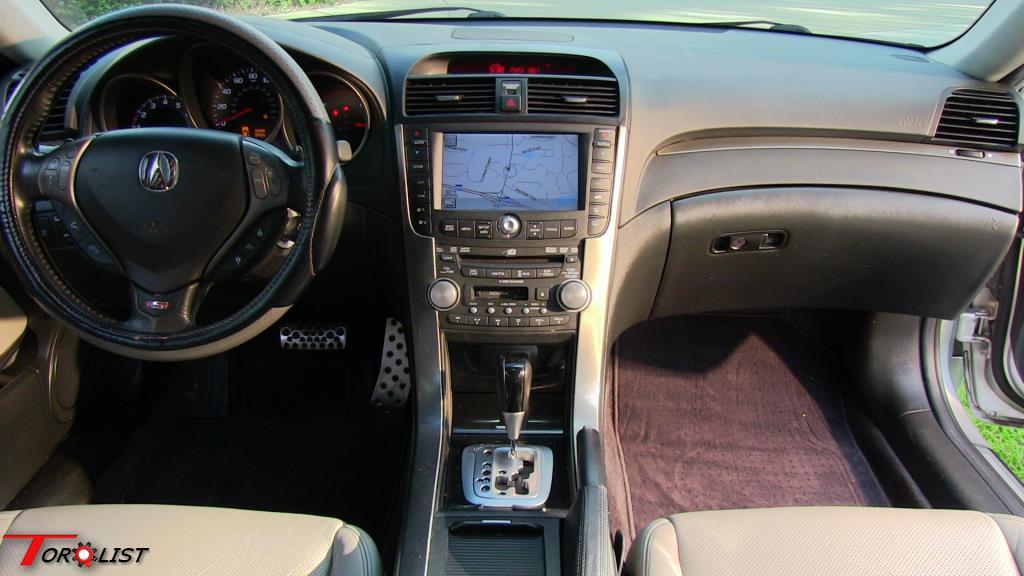 Torquelist For Sale 2007 Acura Tl Type S