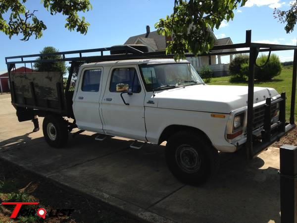 1979 F250 Supercab Craigslist 2014 Autos Post