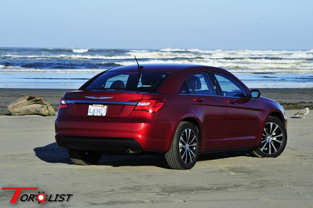 For Sale: 2013 Chrysler Touring 200 S package Cherry Red Tad under 30K ...