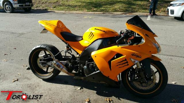 2006 Kawasaki Ninja 1000 Idea Di Immagine Del Motociclo