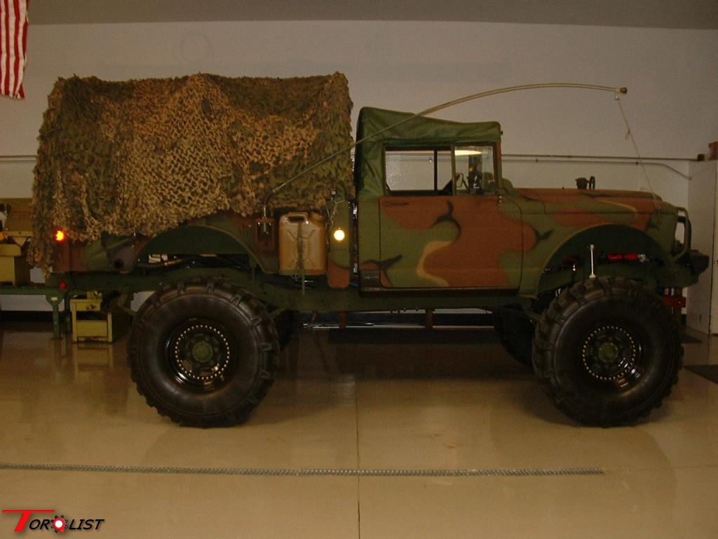 Torquelist For Sale Modified Military Jeep M715 4x4