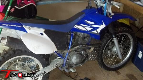 Torquelist for sale 2005 yamaha ttr230 dirtbike for Yamaha ttr 230 carburetor for sale
