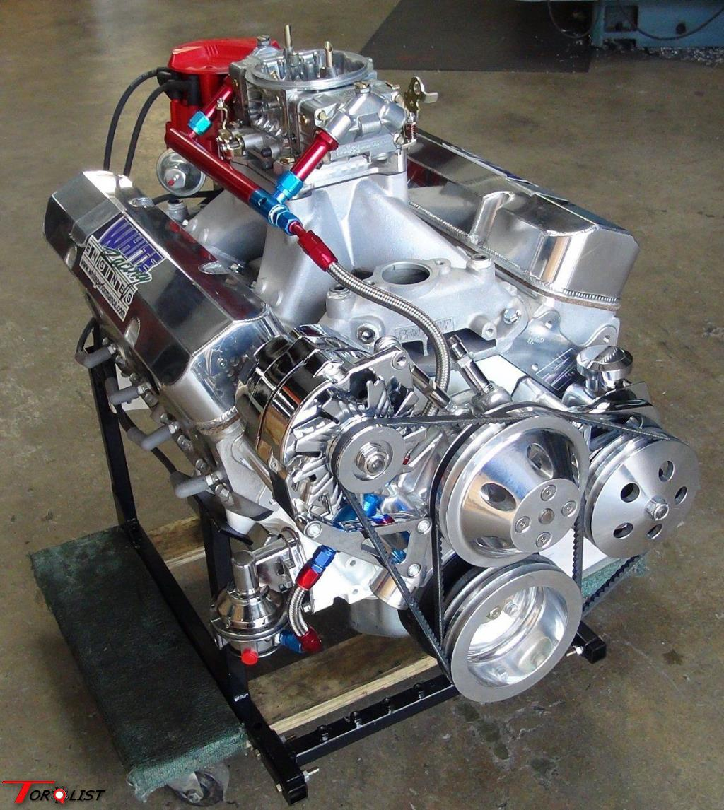 Gm Ram Jet 350 Crate Engine Gm Free Engine Image For