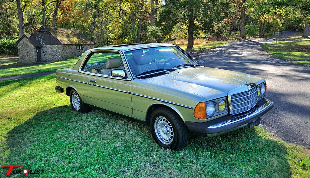 torquelist for sale 1984 mercedes benz 300cd t