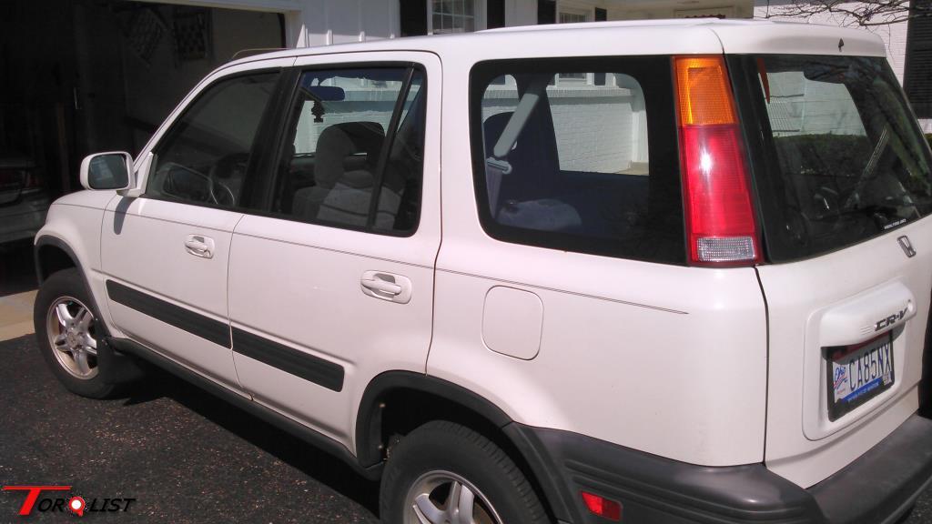TORQUELIST - For Sale: 2001 Honda CRV